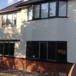 waterproof colour silicone rendering harrogate