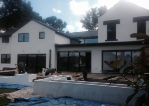 colour silicone render leeds