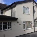 krend waterproof colour silicone render