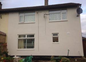 insulation render krend bradford