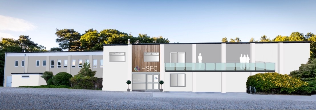initial plan for harrogate sports centre