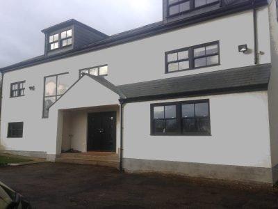 Granite Colour Render Leeds