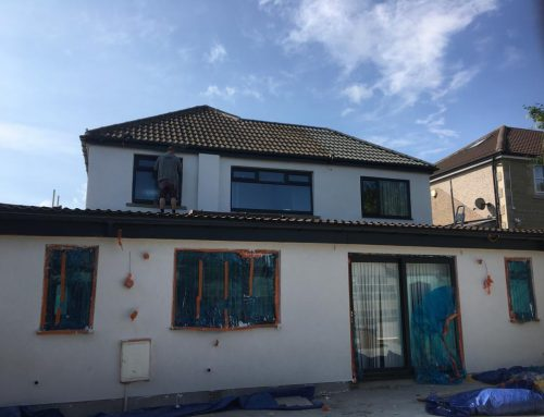 Colour Rendering Job of House in Bradford